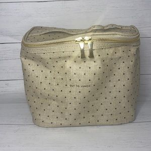 Kate Spade Out to Lunch Insulated Tote Never Used